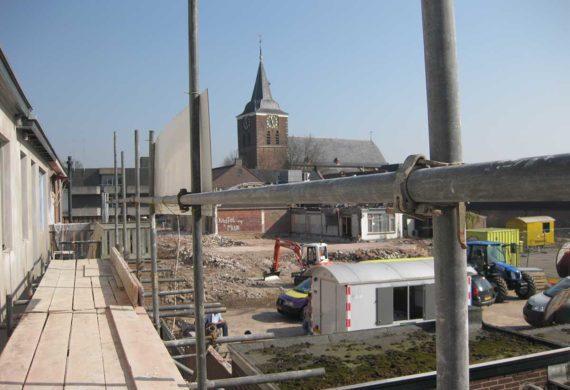 stucwerk Spoorstraat Varseveld